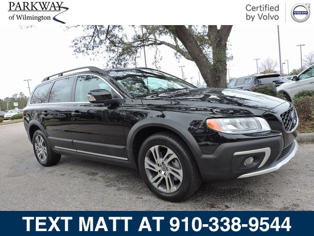 Photo Certified Used 2015 Volvo XC70 T5 Premier For Sale  Wilmington NC