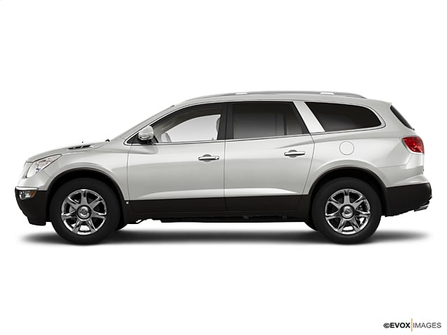 Photo Used 2010 Buick Enclave CXL w2XL FWD 4dr SUV in Charlotte