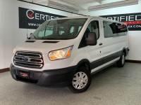 2016 Ford Transit 350 XLT 15 PASSENGER VAN FLEX FUEL REAR CAMERA CRUISE CONTROL AU