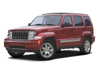 Pre-Owned 2008 Jeep Liberty Limited Edition 4WD
