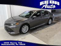 2018 Toyota Camry LE Sedan in Duncansville | Serving Altoona, Ebensburg, Huntingdon, and Hollidaysburg PA