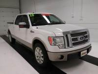 2010 Ford F-150 2WD Supercrew 157 King Ranch Truck SuperCrew Cab