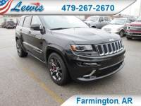 Used 2015 Jeep Grand Cherokee SRT 4x4 SUV in Fayetteville