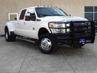 Used 2016 Ford F-350 Platinum Dually 4X4 Crew Cab Truck in Yucca Valley