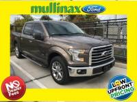 Used 2015 Ford F-150 XL W/ Luxury Package, 20 Wheels Truck SuperCrew Cab V-6 cyl in Kissimmee, FL