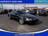 2000 Cadillac Eldorado Base