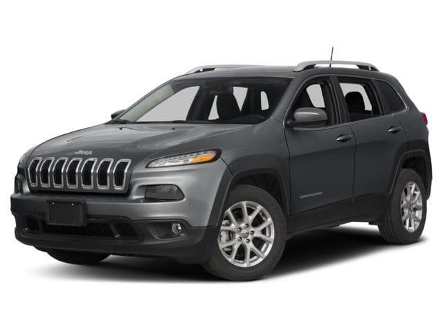 Photo 2017 Jeep Cherokee Latitude SUV V-6 cyl