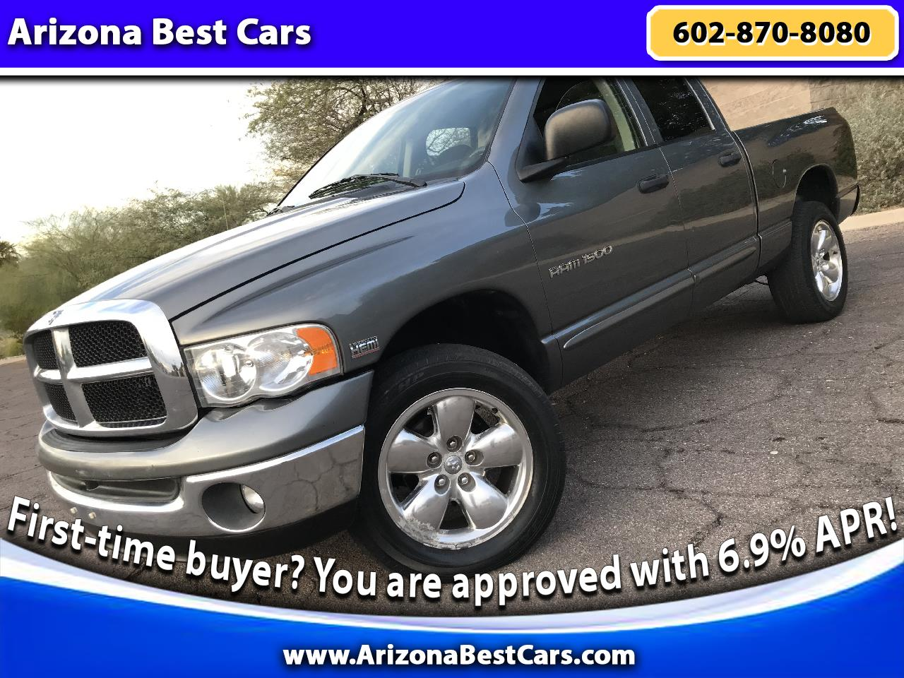 Photo 2005 Dodge Ram 1500 SLT Crew Cab 4WD