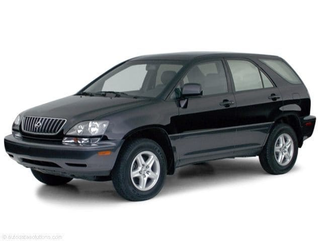 Photo Pre-Owned 2000 LEXUS RX 300 Base SUV in Greenville SC
