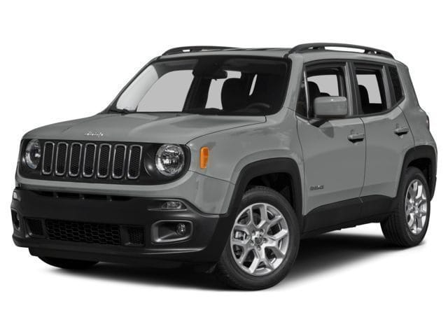 Photo Certified Pre-Owned 2017 Jeep Renegade Latitude 4x4 SUV For Sale Toledo, OH