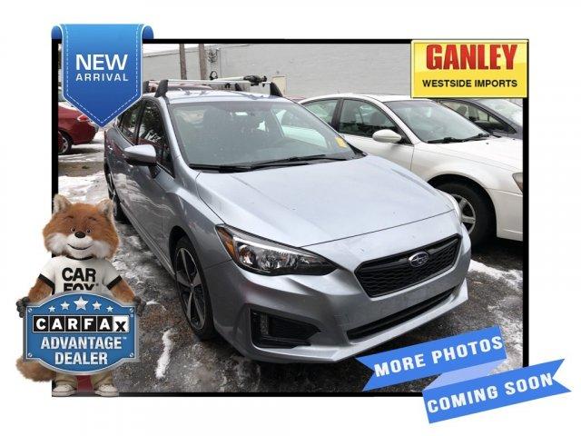 Photo Used 2017 Subaru Impreza Sport Hatchback