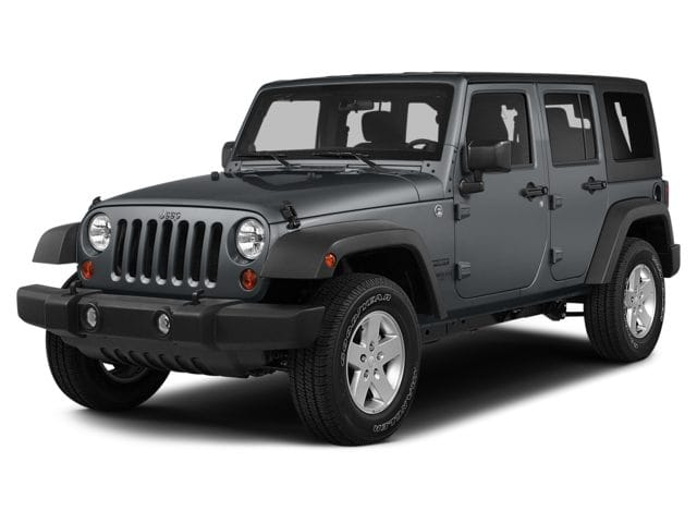 Photo 2015 Jeep Wrangler Unlimited Sport 4x4 SUV For Sale in Madison, WI