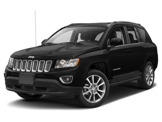 Photo 2017 Jeep Compass Latitude 4x4 SUV For Sale in Madison, WI