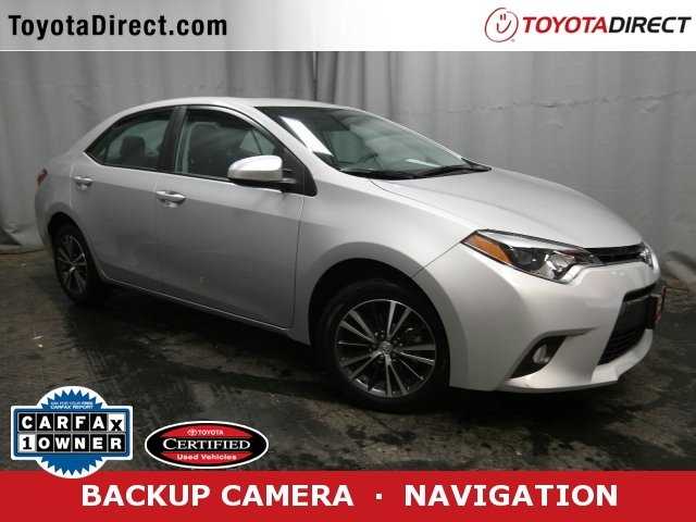 Photo 2016 Toyota Corolla LE Premium Sedan Front-wheel Drive