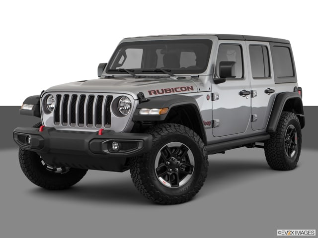 Photo Used 2018 Jeep Wrangler Unlimited JL RUBICON HARD LOADED OFF ROAD BAD BOY in Ardmore, OK