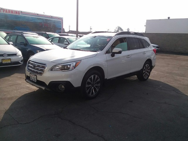Photo 2016 Subaru Outback 2.5i Limited Long Beach, CA