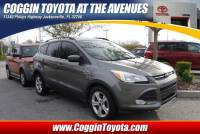 Pre-Owned 2014 Ford Escape SE SUV Front-wheel Drive in Jacksonville FL