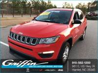 2018 Jeep Compass Sport SUV Rockingham, NC
