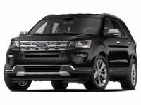 2018 Ford Explorer Sport SUV V-6 cyl 4x4