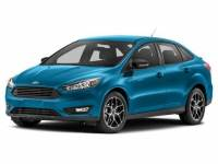 2018 Ford Focus SE Sedan I-4 cyl Front-wheel Drive