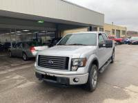 2012 Ford F-150 SuperCrew FX4 4WD