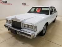 1988 Lincoln Town Car Sedan For Sale | Jackson, MI