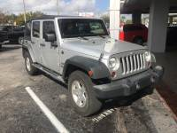 2011 Jeep Wrangler Unlimited Sport SUV in Tampa