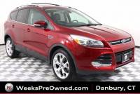 Used 2013 Ford Escape Titanium 4WD SUV in Danbury, CT