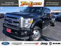 Used 2014 Ford Super Duty F-450 DRW Platinum Pickup