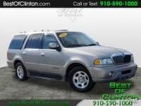 2001 Lincoln Navigator 2WD