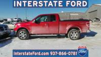Used 2011 Ford F-150 Lariat Truck V8 FFV in Miamisburg, OH