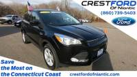 2016 Ford Escape SE SUV EcoBoost I4 GTDi DOHC Turbocharged VCT