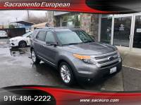 2013 Ford Explorer XLT for sale in El Dorado CA