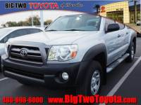 Used 2009 Toyota Tacoma Prerunner V6 4x2 PreRunner V6 Double Cab 5.0 ft. SB 5A in Chandler, Serving the Phoenix Metro Area
