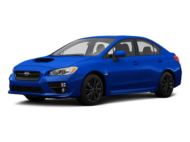 Photo 2015 Subaru Impreza WRX For Sale - Seattle  Kirkland WA