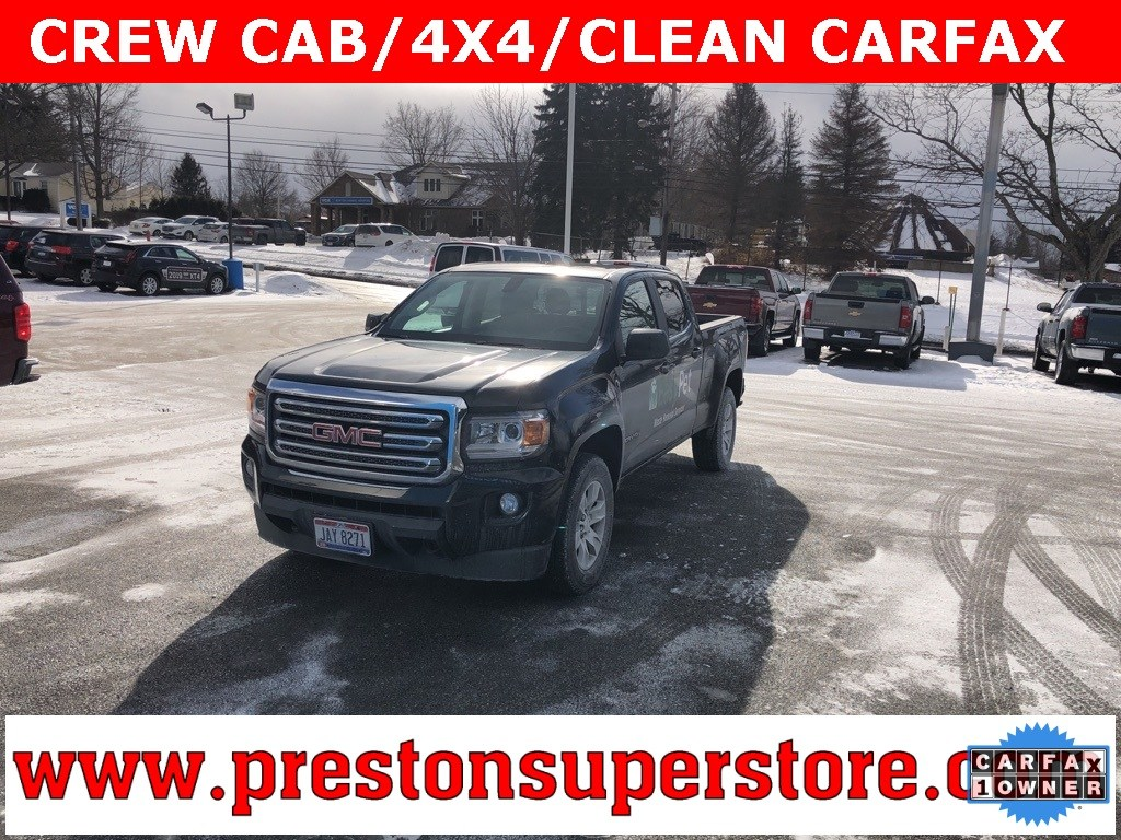 Photo Used 2016 GMC Canyon SLE1 Truck in Burton, OH