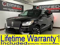 2018 Lincoln Navigator SELECT NAVIGATION PANORAMIC ROOF 2ND ROW CAPTAIN CHAIRS REAR CAMERA PARK AS