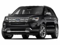 Certified Used 2018 Ford Explorer Sport Sport Utility 6 4WD in Tulsa