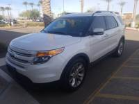 Used 2015 Ford Explorer Limited SUV V-6 cyl For Sale in Surprise Arizona