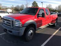 Used 2006 Ford Super Duty F-450 DRW Crew Cab 176 WB 60 CA Lariat 4WD Pickup