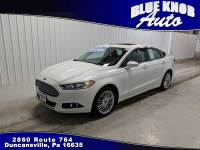2016 Ford Fusion SE ECOBOOST Sedan in Duncansville | Serving Altoona, Ebensburg, Huntingdon, and Hollidaysburg PA
