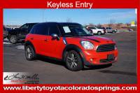 Used 2011 MINI Cooper Countryman FWD 4dr FWD For Sale in Colorado Springs, CO