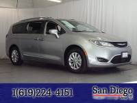 Certified 2018 Chrysler Pacifica Touring L Van in San Diego