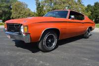 Pre-Owned 1972 Chevrolet Chevelle Gorgeous Restoration Inside and Out Coupe