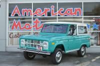 Pre-Owned 1966 Ford Bronco U15 Frame Off Restored U15 Amazing Shape