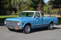 Pre-Owned 1972 Chevrolet Cheyenne C10 Amazing Time Capsule 14k Miles Believed Original Museum Quality