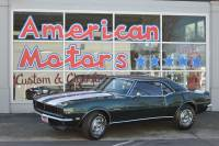 Pre-Owned 1968 Chevrolet Camaro Z28 RS Numbers Matching Data Report Certified By Jerry Mcneish