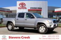 Certified Pre-Owned 2015 Toyota Tacoma STD 4WD Crew Cab Pickup
