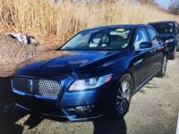 2017 Lincoln Continental Select near Worcester, MA
