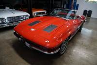 1963 Chevrolet Corvette 327/340HP V8 Roadster